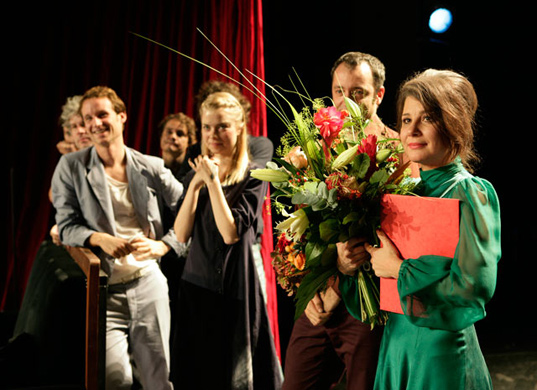 Theaterpreis 2009 für Anita Vulesica.
