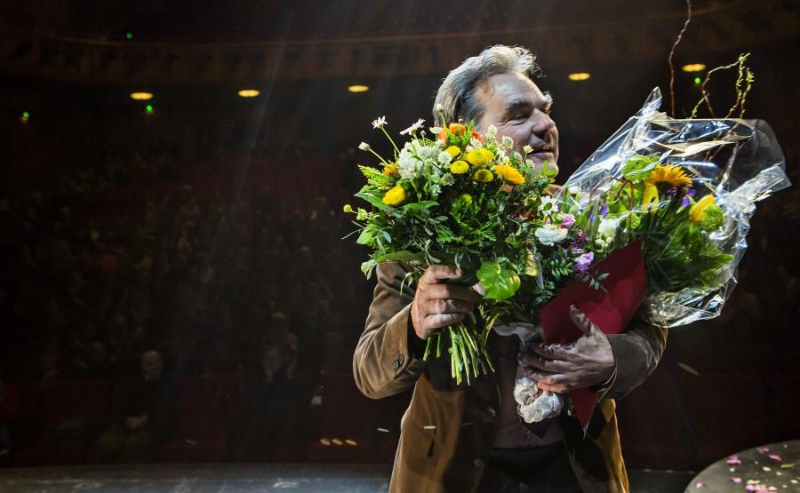 Theaterpreis 2015 Matthias Hummitzsch © Rolf Arnold