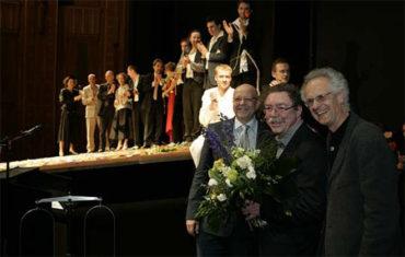 Wolfgang Engel erhält den Leipziger Theaterpreis 2007